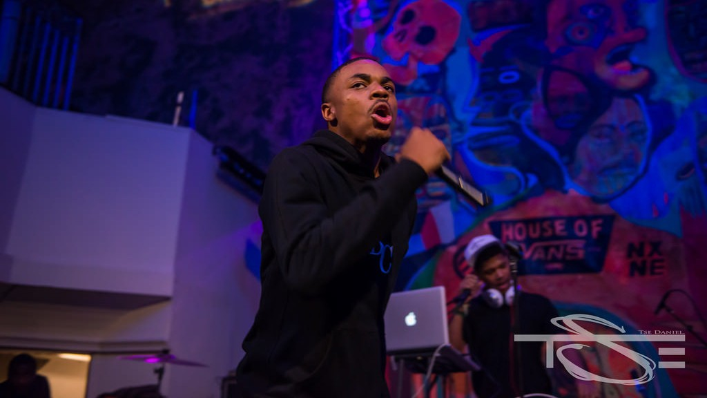 Vince Staples Tweeting About the WNBA Finals Is the Reason We Love Sports and Vince Staples