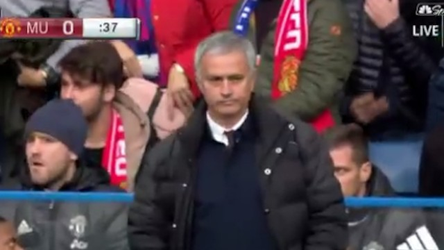 Mourinho Gets Absolutely Embarrassed in Return to Chelsea with Manchester United