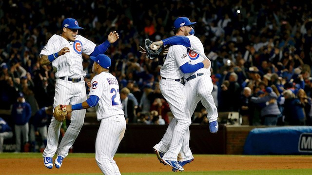 The Last Time the Cubs Made It To the World Series...