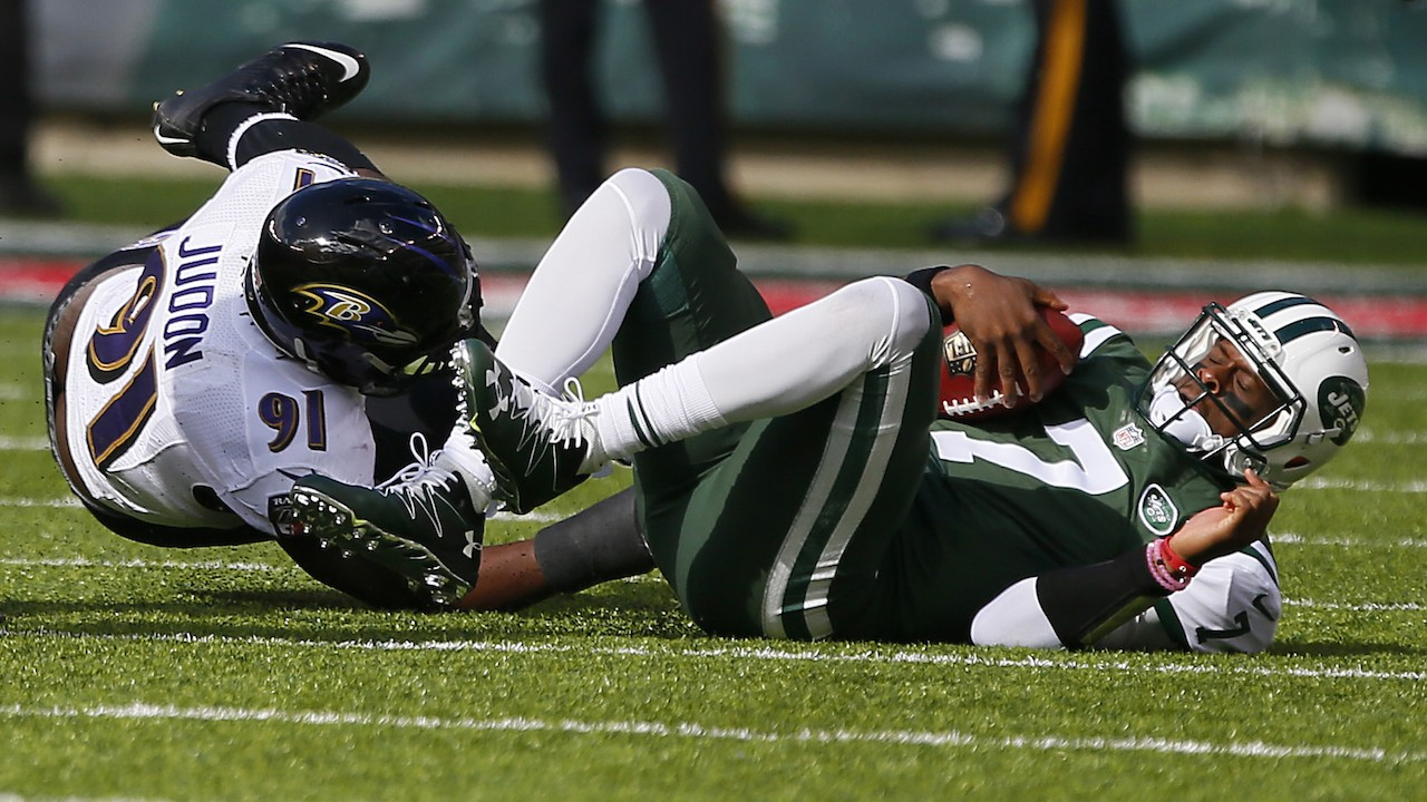 Joe Namath Subtweets Geno Smith About Injury, Which Turned Out to be Torn ACL