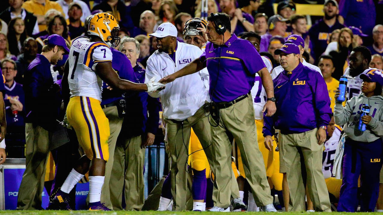 LSU Is Finally Playing up to Expectations