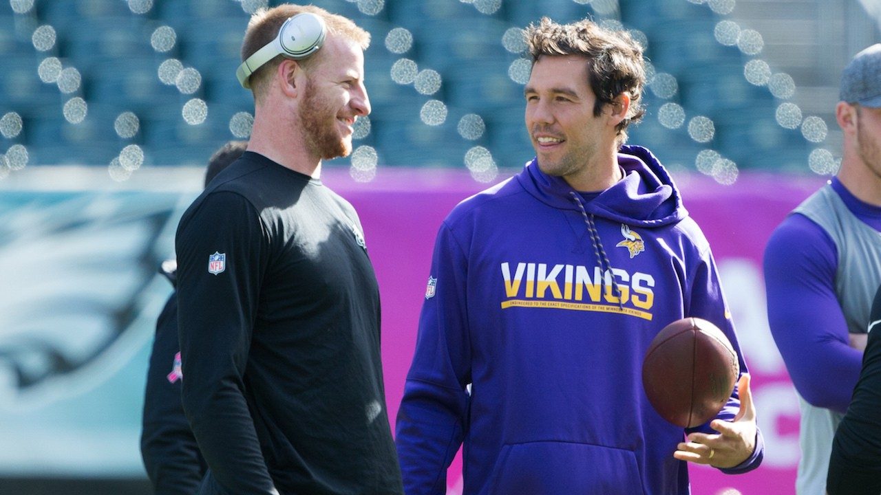 ​The Eagles and the Vikings Are Both for Real: The Sam Bradford Bowl