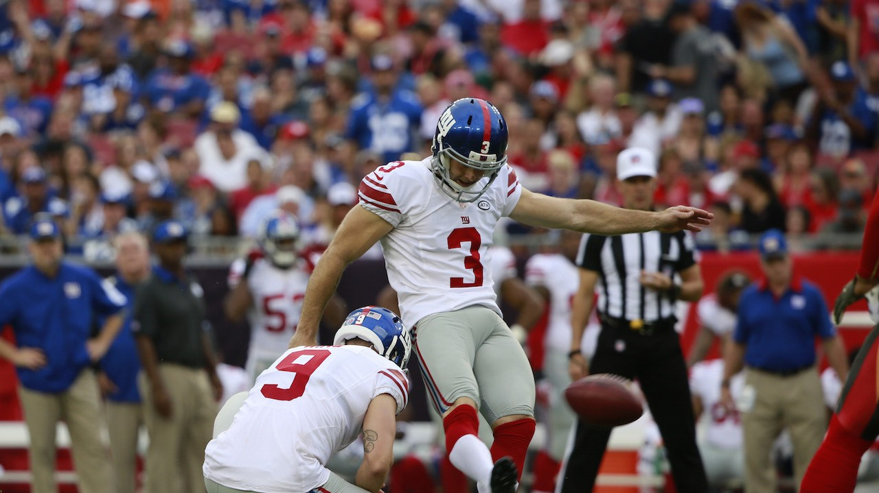 Josh Brown Releases Statement Defending Character and Integrity of New York Giants, Gets Cut Anyway
