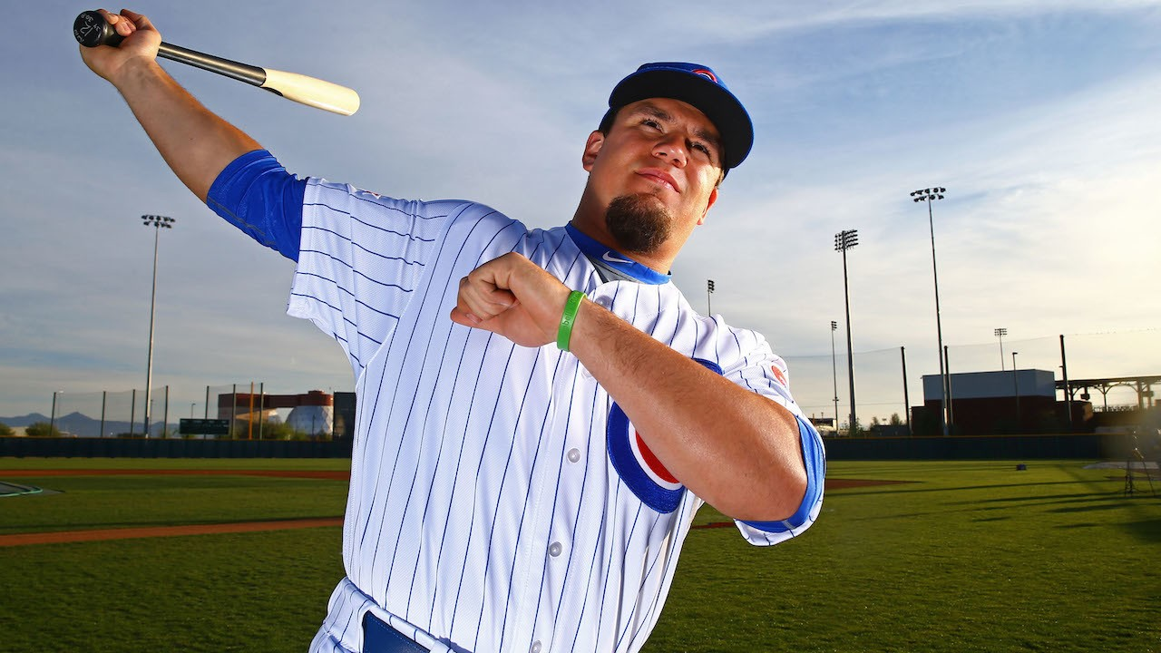 Kyle Schwarber Returns to the Cubs Just in Time to Mash Some Taters in the World Series