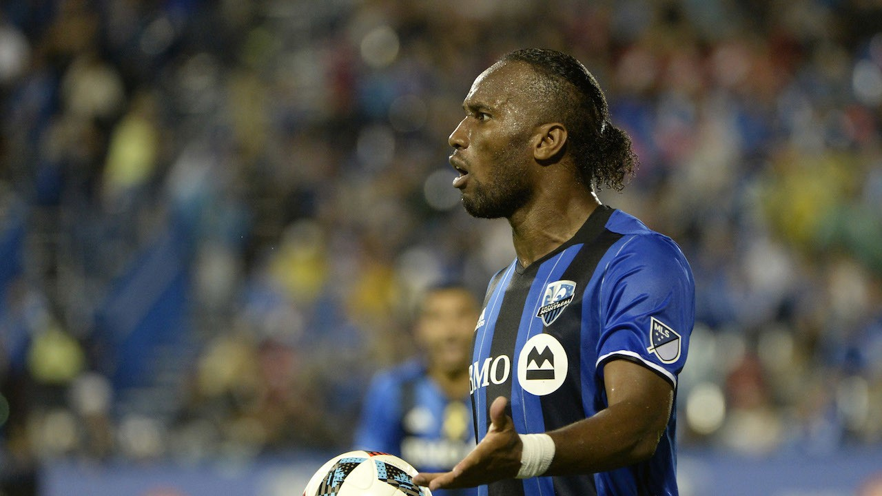 What the Hell is Going On with Didier Drogba?