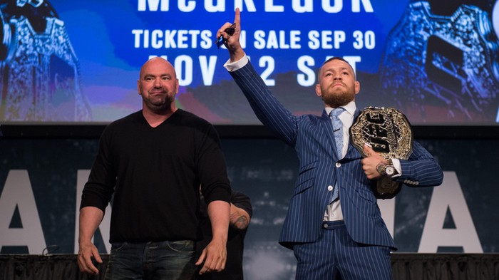 It's the Perfect Time for McGregor's Sabbatical