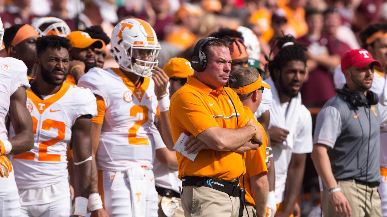 After Third Straight Loss, What Does Tennessee Do Now?