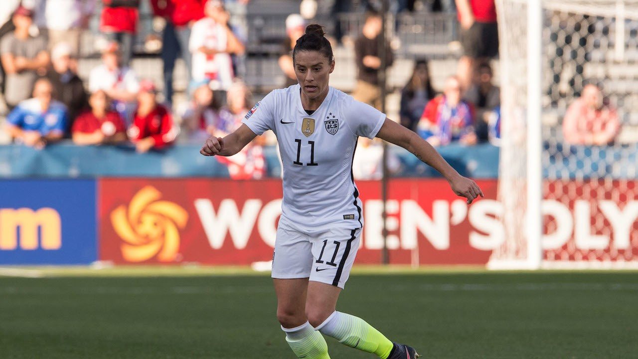 What Are the Washington Spirit Doing Trading Ali Krieger to Orlando for Nothing?