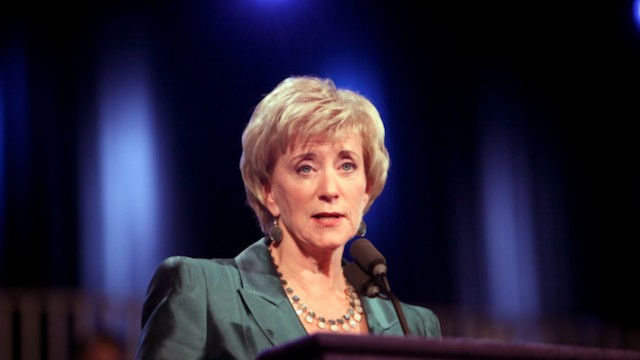 Trump Reported to Be Considering Former WWE CEO Linda McMahon for Secretary of Commerce
