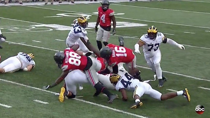 The Sheer Insanity That Led to Ohio State's Barn Burner Victory Over Michigan
