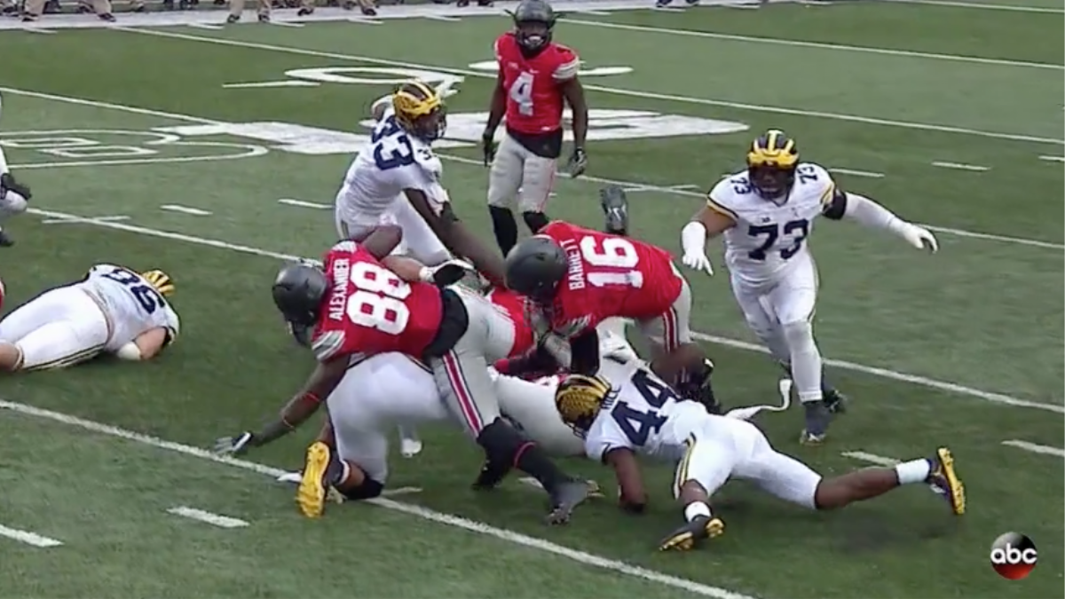 The Sheer Insanity That Led to Ohio State's Barn Burner ...