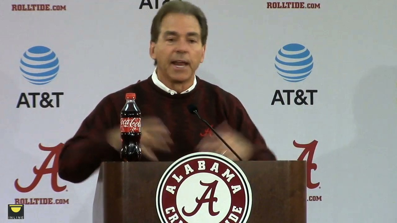 Nick Saban Is an Insane Person: Vol. 1,277,045