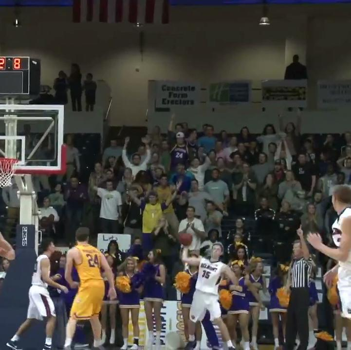 Belmont Wins On Buzzer-Beater Off Full-Court In-Bound Pass