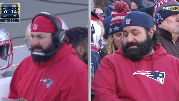They Have Officially Found Matt Patricia's Gnome-Like Twin Brother
