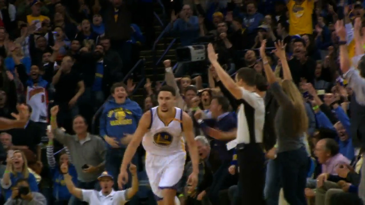 """Klay Thompson Goes off for 60, Still """"Not Sacrificing Shit"""""""
