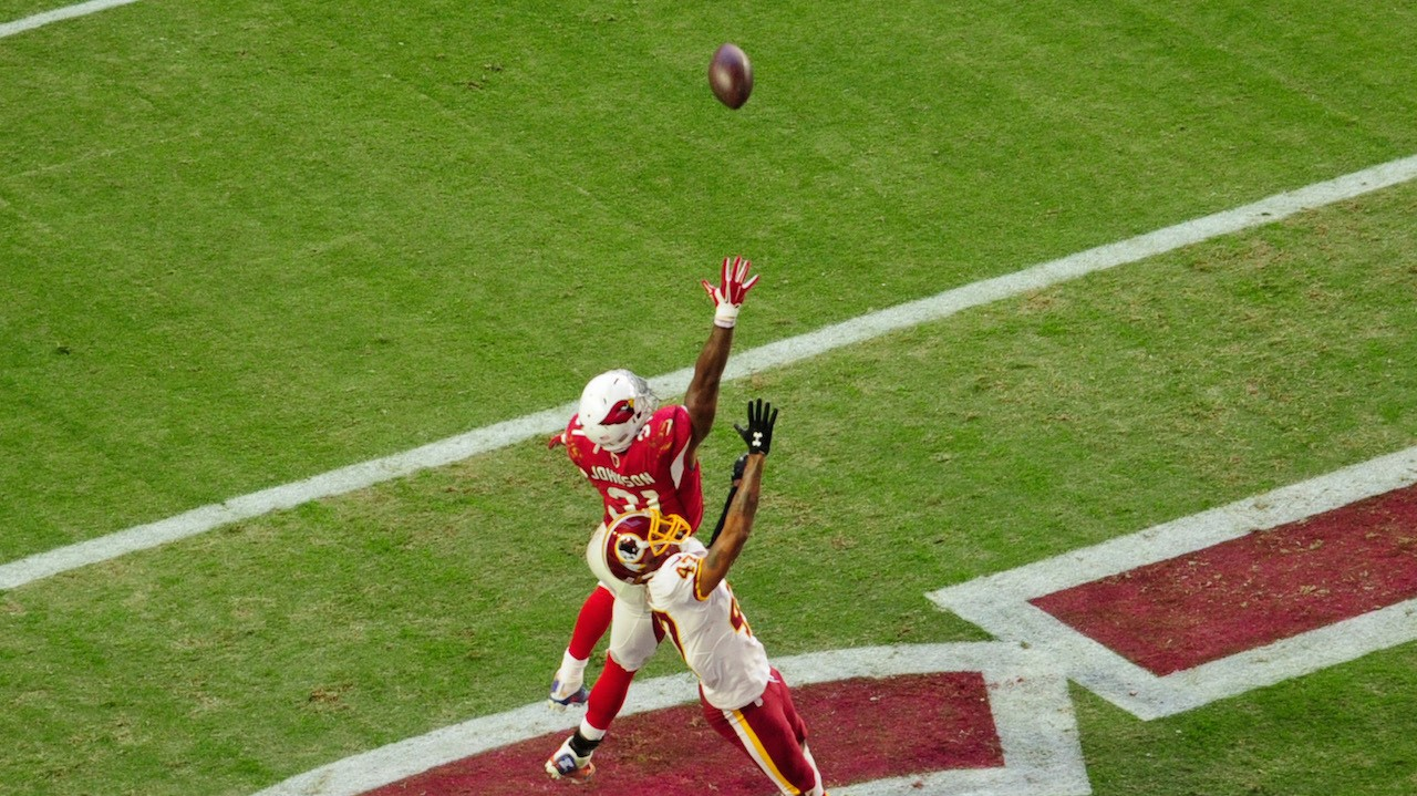 Arizona's David Johnson is a Wide Receiver in Running Back's Clothing