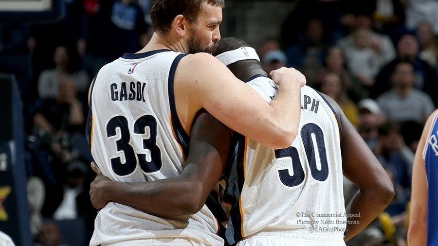 Fans Give Zach Randolph a Standing Ovation in First Game Back Since His Mother Died