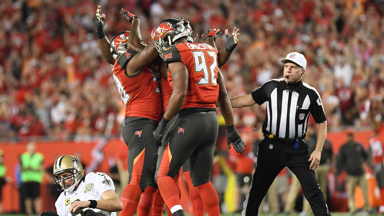 Ground-and-Pound Bucs Look to Outlast NFC Wild-Card Race