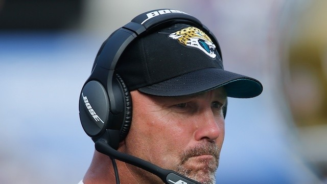 Jaguars Fire Head Coach Gus Bradley After Racking Up Second-Worst Win Percentage in NFL History