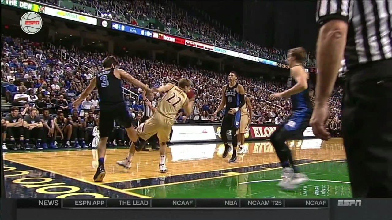 Duke Suspends Grayson Allen Indefinitely After Latest Tripping Incident