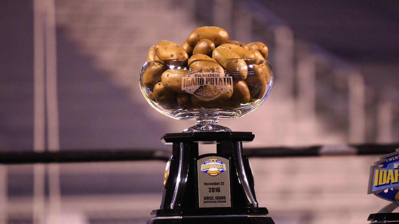 After Getting Kicked Out of the Sun Belt, Idaho Uncorks 61 Points to Win Potato Bowl