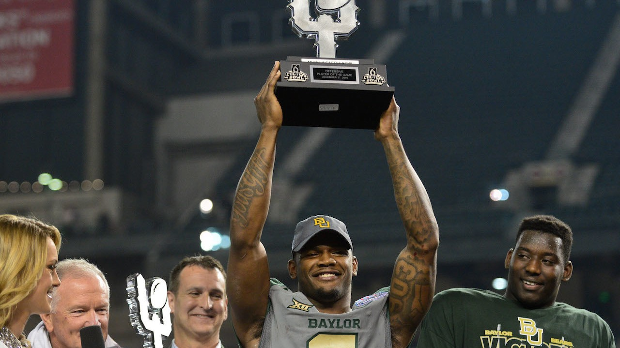 "Minnesota, Baylor Bowl Wins Are Not ""Redemption"" Stories"