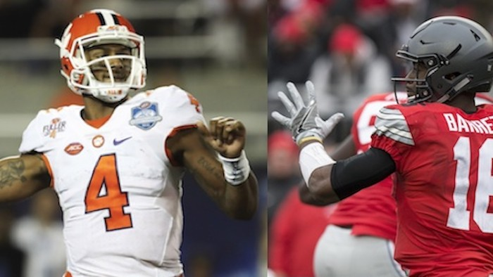 Clemson vs. Ohio State Just Might be the Only Exciting Game this College Football Playoff