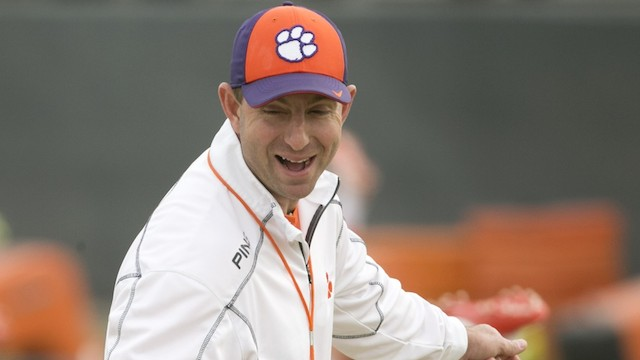 All the Stupid Shit Dabo Swinney Has Said, Ranked