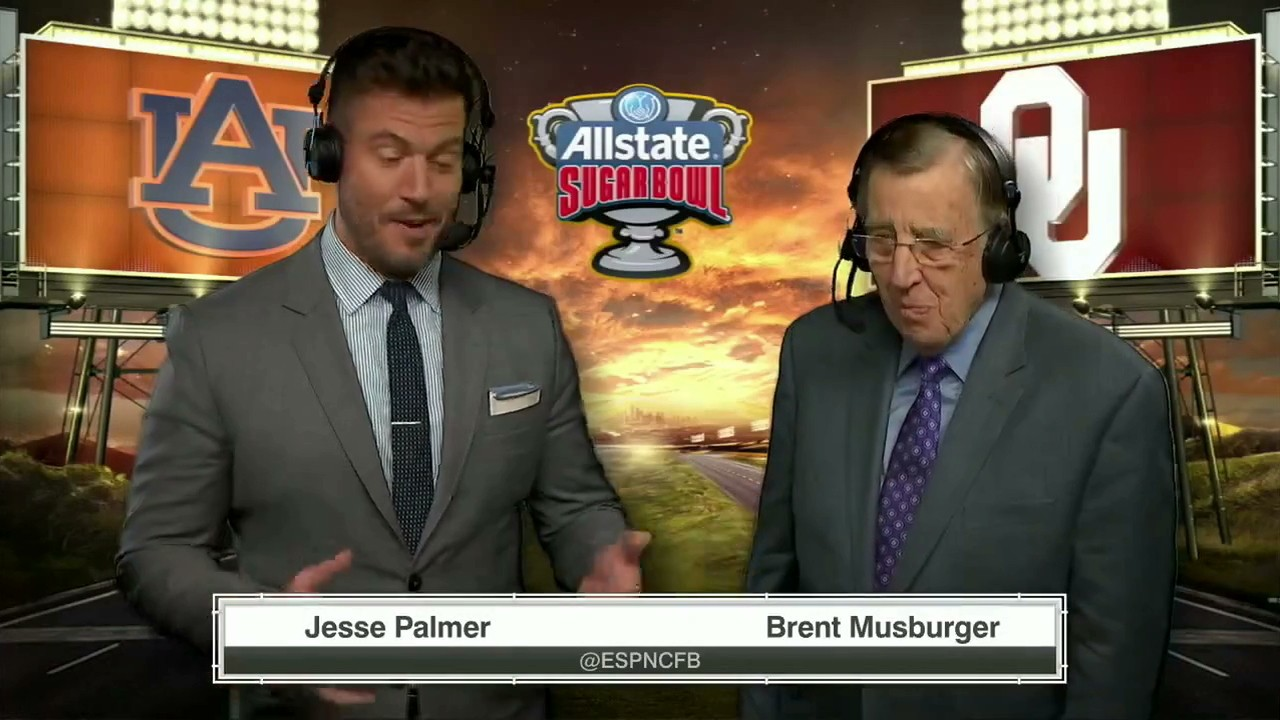 Brent Musburger Doesn't Get Why You Might Not Want to Praise Joe Mixon