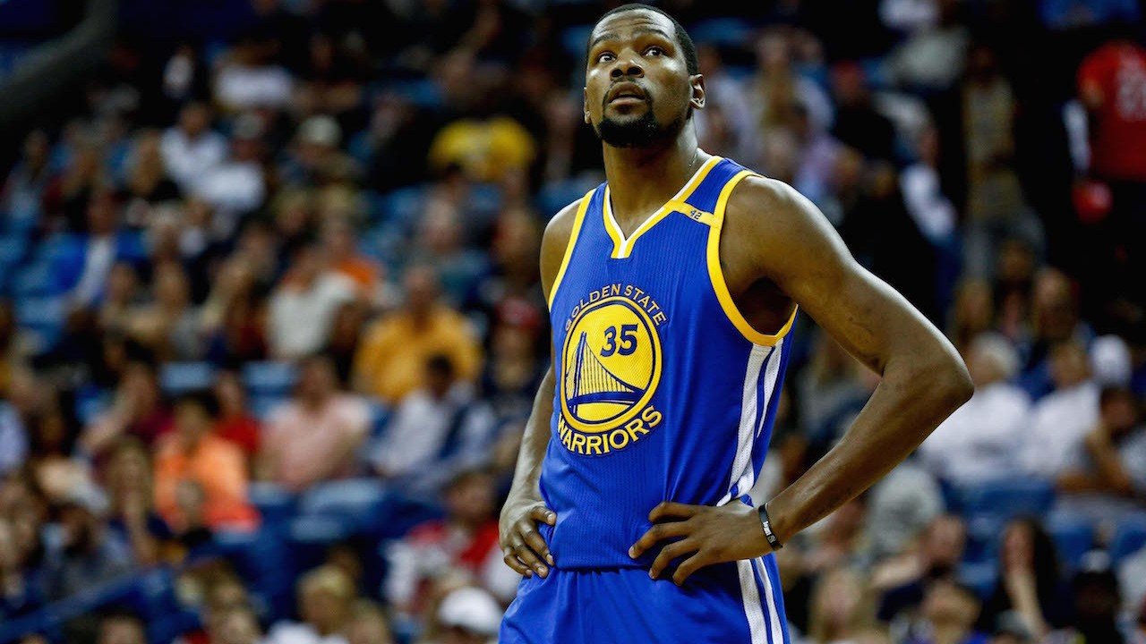 Kevin Durant Gave a Reasonable Explanation for His 'Untouchable' Status With OKC Media