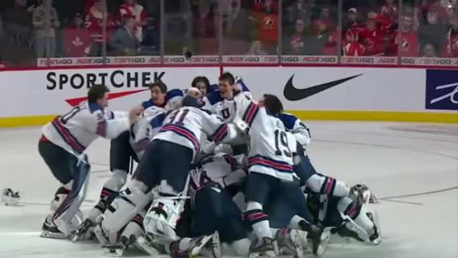 Shootout Was Awful Way To Decide Canada Usa World Junior Classic Vice
