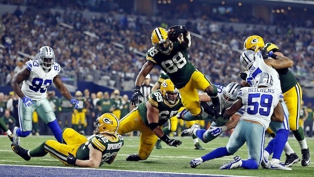 The Dallas Cowboys Can't Blame the Clock, Refs or Fates—They Got Beat