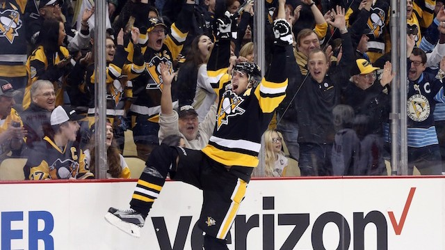 Penguins-Capitals Slugfest a Throwback to 1980s-Style Hockey