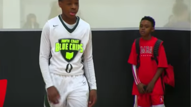 685fe2857093 LeBron s 11-Year-Old Son Is Already Better At Basketball Than You - VICE
