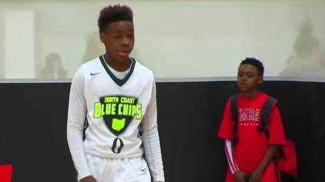 Le fils de 11 ans de LeBron James est déjà meilleur que vous au basket