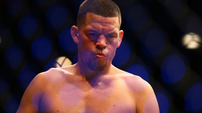 Nate Diaz Paid His NSAC Fine and Applied for a Boxing License