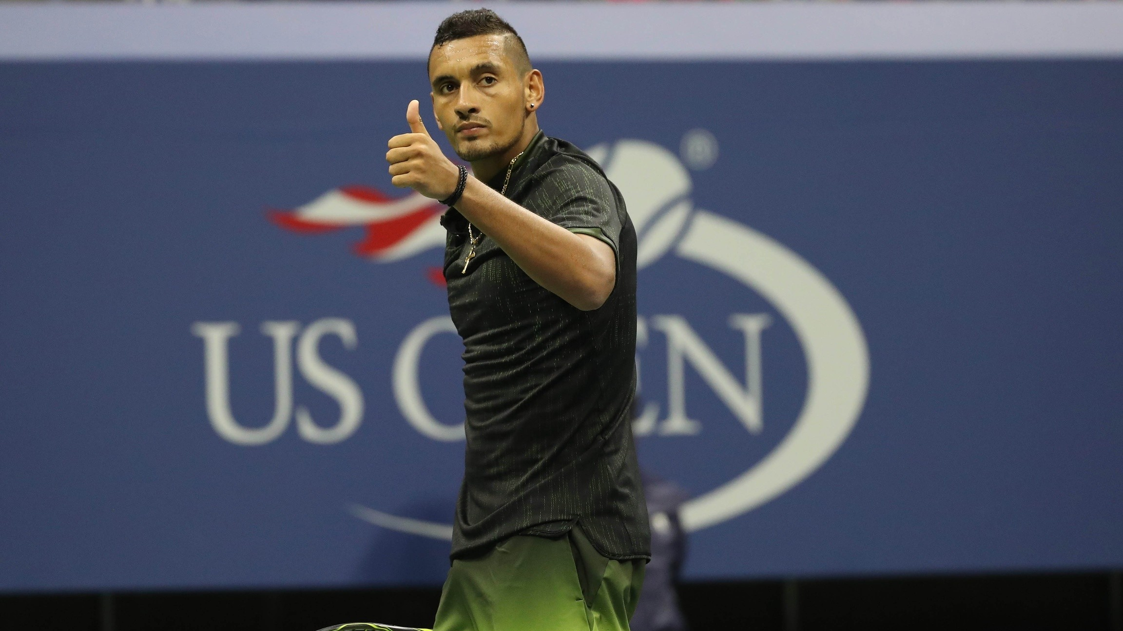 Nick Kyrgios Booed by Fellow Aussies During Meltdown at the Australian Open