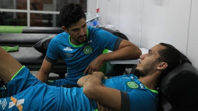 Après la tragédie, Tulio De Melo revient dans le club de Chapecoense