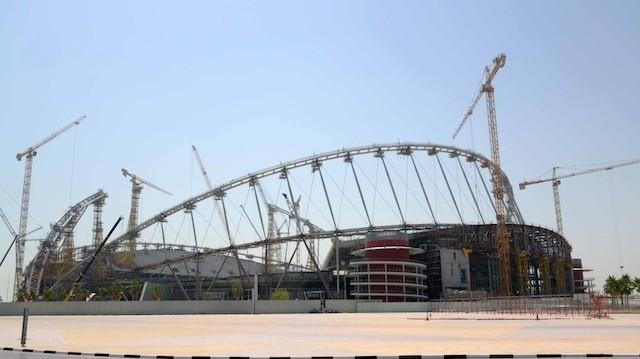 Worker Dies While Building Qatar World Cup 2022 Stadium