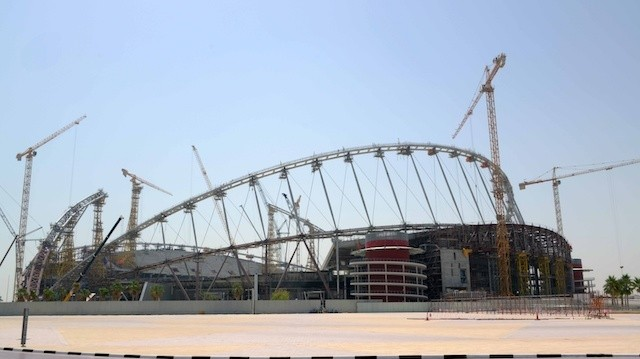 Worker Dies While Building Qatar World Cup 2022 Stadium