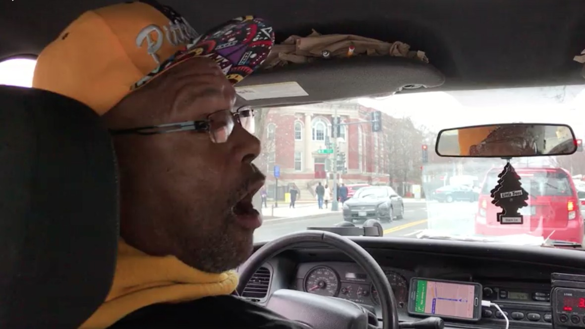 Cab Driver Unwittingly Tells John Elway He's the Best QB of All Time
