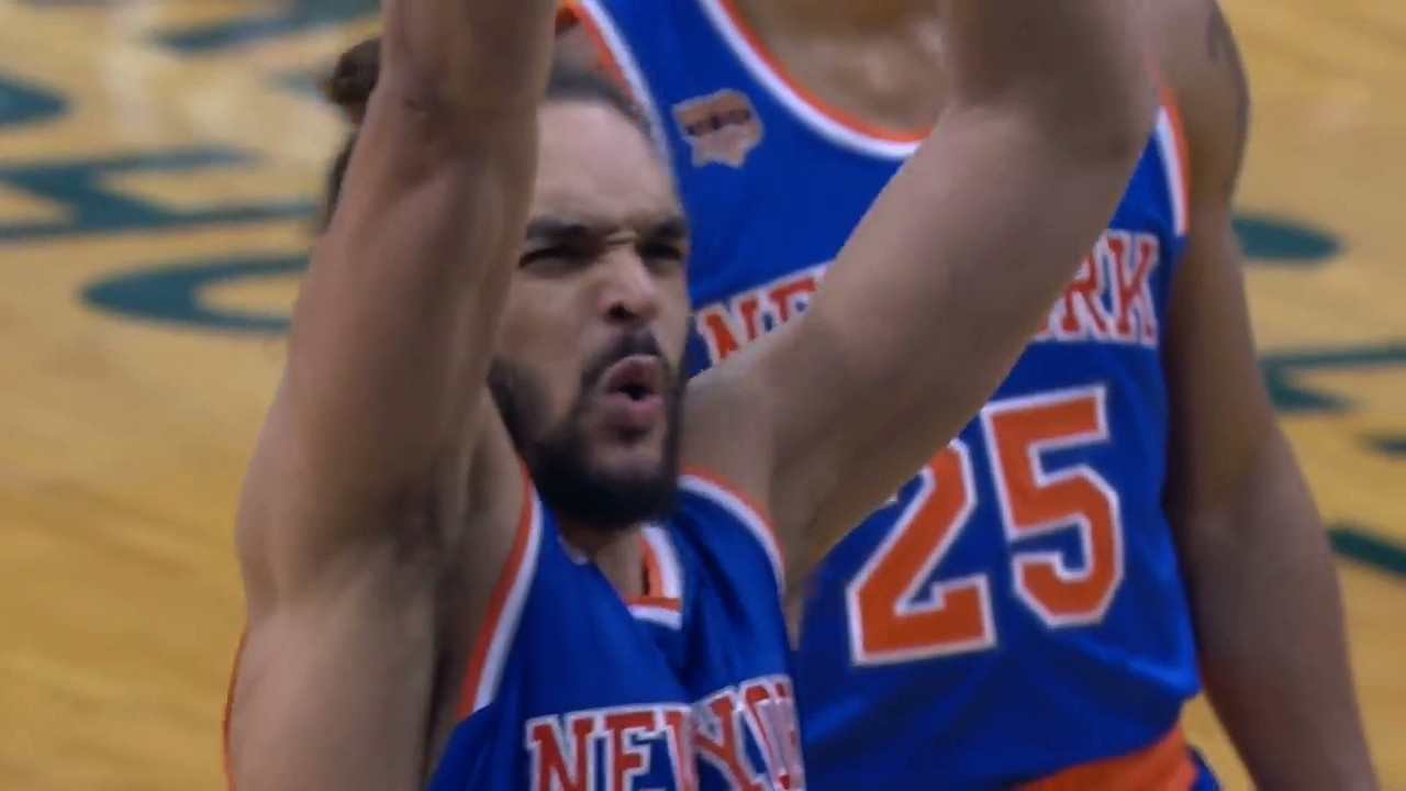 Joakim Noah's Free Throw Misses Everything, Provides a Lesson in Physics