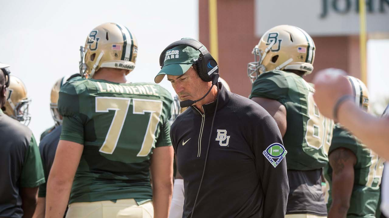 New Baylor Lawsuit Alleges 52 Rapes by 31 Football Players