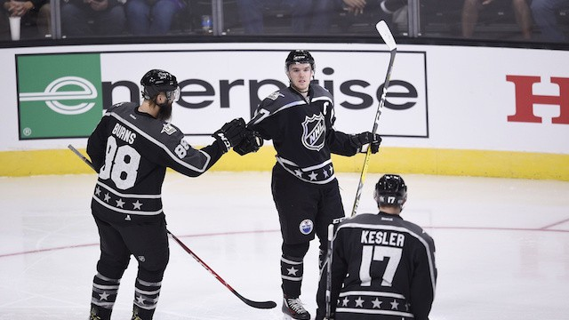 McDavid and Gretzky Fittingly Steal Show at NHL All-Star Weekend
