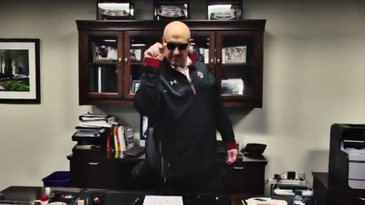 BC Coach Entices Recruits on National Signing Day with Salt Bae Homage
