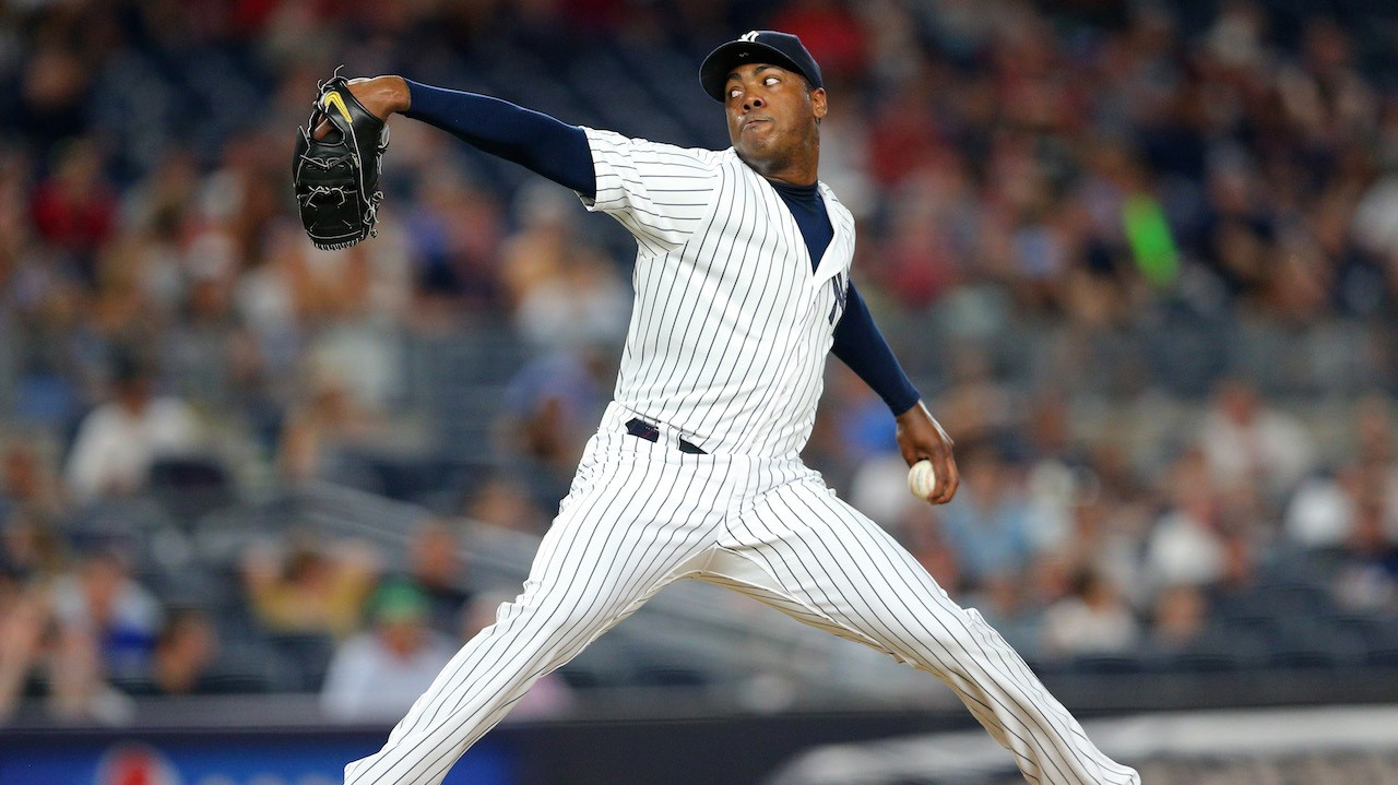 Hal Steinbrenner on Aroldis Chapman and Domestic Violence: 'Sooner or Later We Forget, Right?'