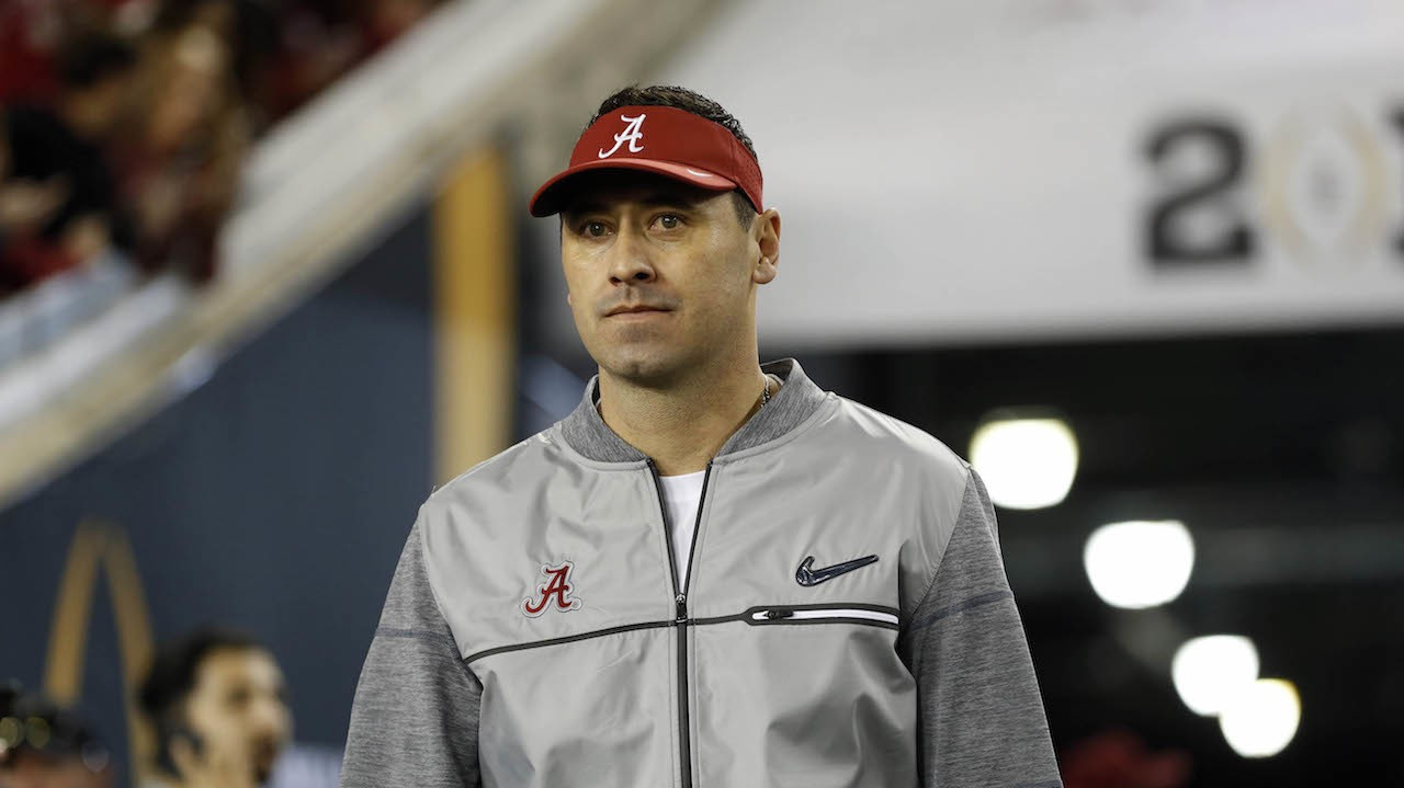 Steve Sarkisian Hired as Falcons Offensive Coordinator
