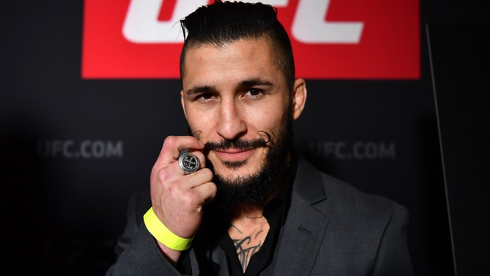 After Four Consecutive Cancelled Bouts, Ian McCall Will Finally Fight Again this Weekend