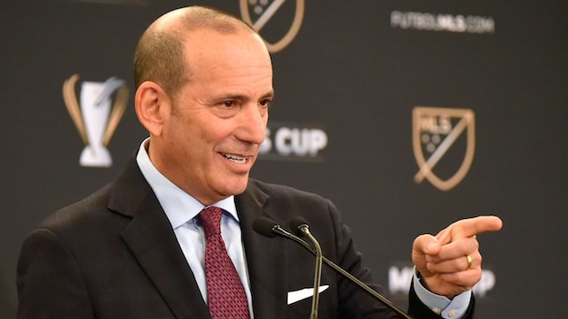 MLS Commissioner Don Garber Wants to Make the League More Relevant in Canada