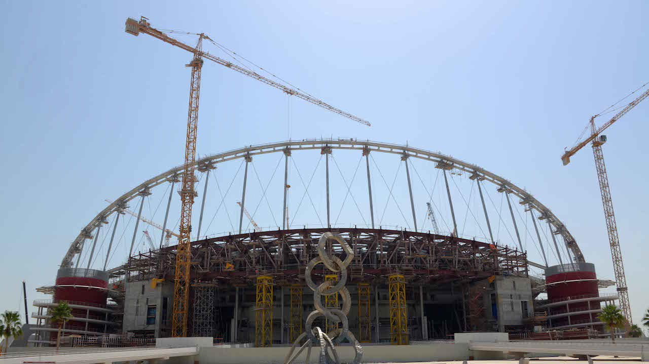 Qatar Spending $500 Million a Week on World Cup